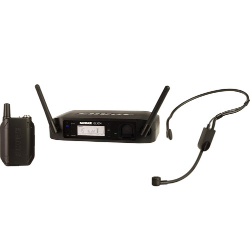 Shure GLXD14/PGA31 (Z2) Wireless Headworn Microphone System