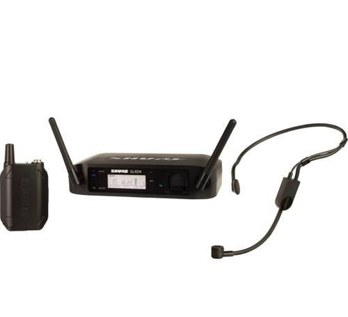 Shure GLXD14/PGA31 Wireless Headworn Microphone System