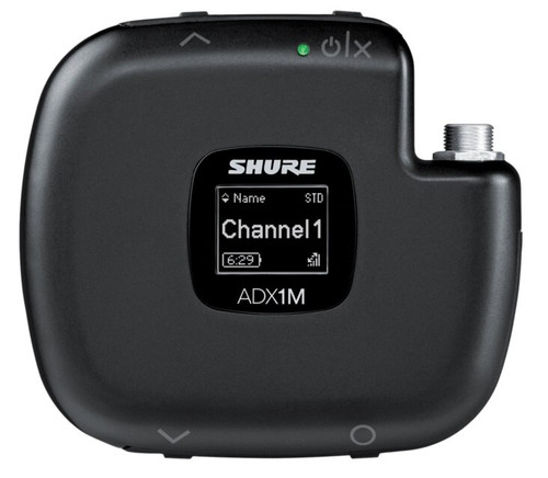 Shure ADX1M Micro Bodypack Transmitter
