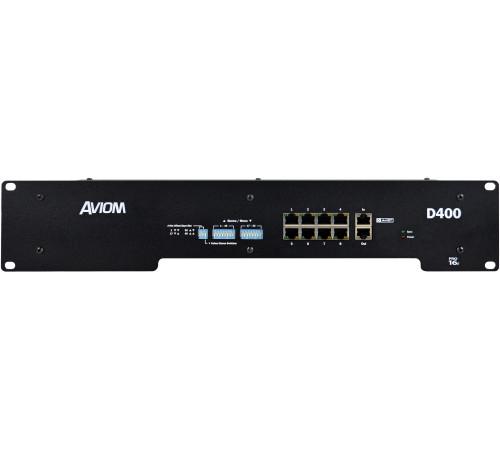 Aviom D400 A-Net Distributor