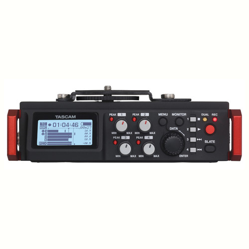 Tascam DR-701D 6-Track Recorder for Video Production