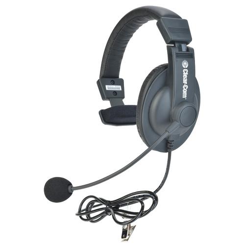 Clear-Com CC-15 Single-Ear Intercom Headset