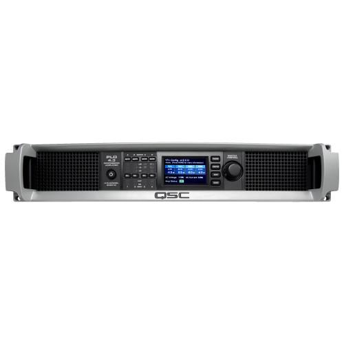 QSC PLD4.3 4-Channel 4000W Power Amplifier