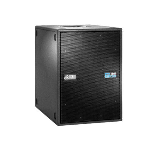 "dB Technologies DVA S08DP 12"" High Power Active Bassreflex Sub"