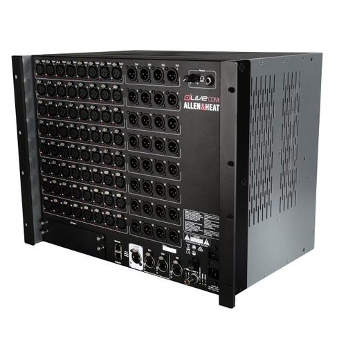 Allen & Heath dLive CDM64 C Class MixRack Digital Stagebox