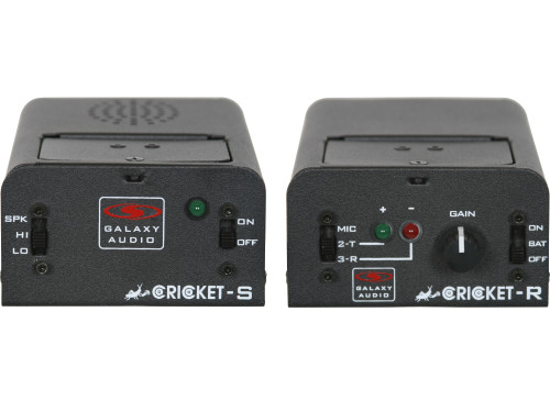 Galaxy Audio CPTS Cricket Polarity/Continuity Test Set