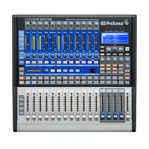 PreSonus StudioLive 16.0.2 USB Digital Mixer