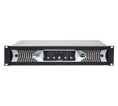Ashly nX8004 nX Multi-Mode 4 x 800 Watt Power Amplifier