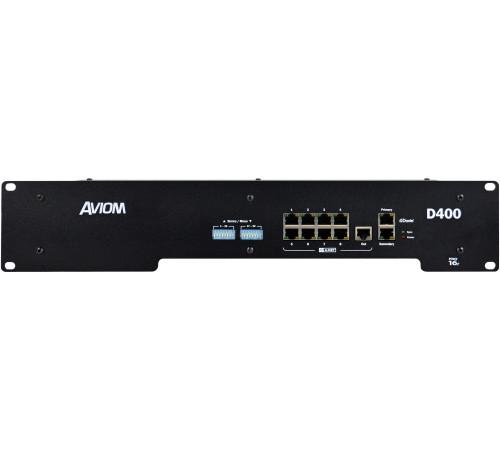 Aviom D400-Dante A-Net Distributor
