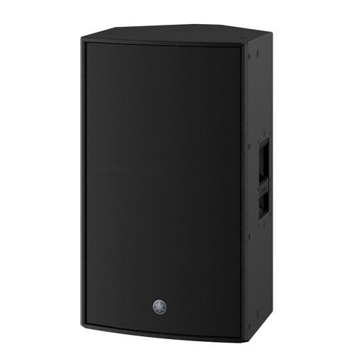 "Yamaha DZR15-D 15"" 2-Way Powered Dante Speaker, Black"