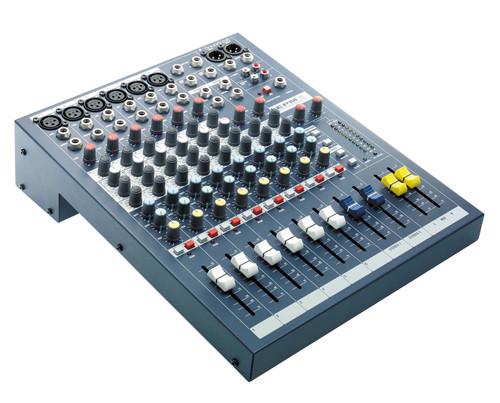 Soundcraft EPM 6-Channel Mixer