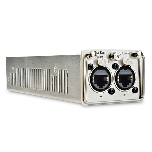 Clear-Com HLI-4W2 4-Wire Interface Module