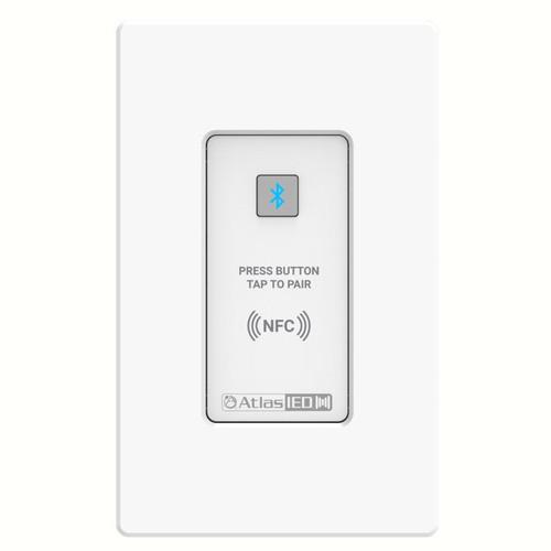 AtlasIED A-BT ATMOSPHERE Remote Bluetooth Audio Input Wallplate