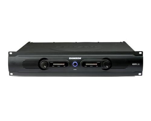 Samson Servo 200 2-Channel 100W Power Amplifier