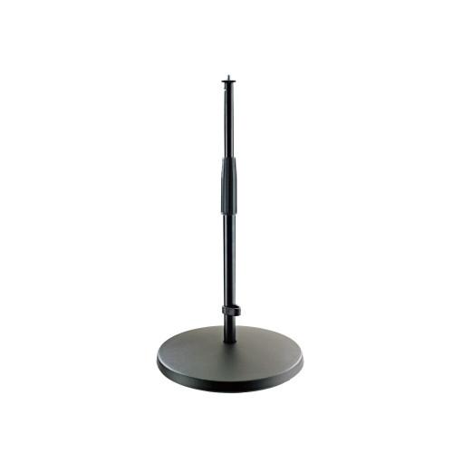 K&M 23323 Microphone Stand, Black