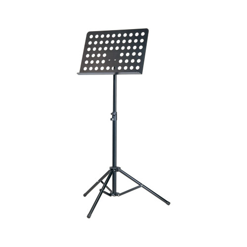 K&M 11899 Orchestra Music Stand, Black