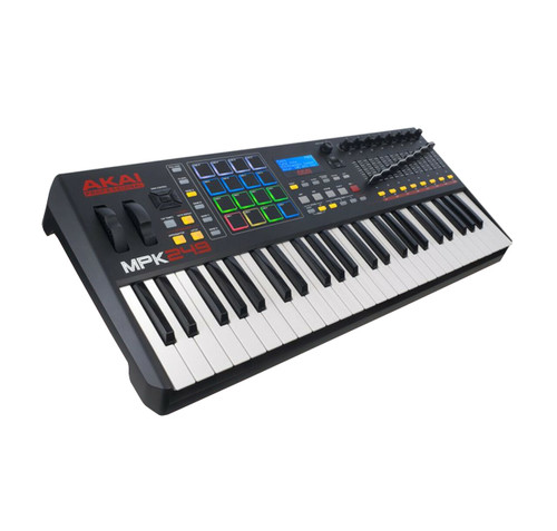 Akai MPK249 49-Key Semi-weighted Performance Keyboard Controller