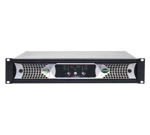 Ashly nX8002 nX Multi-Mode 2 x 800 Watt Power Amplifier