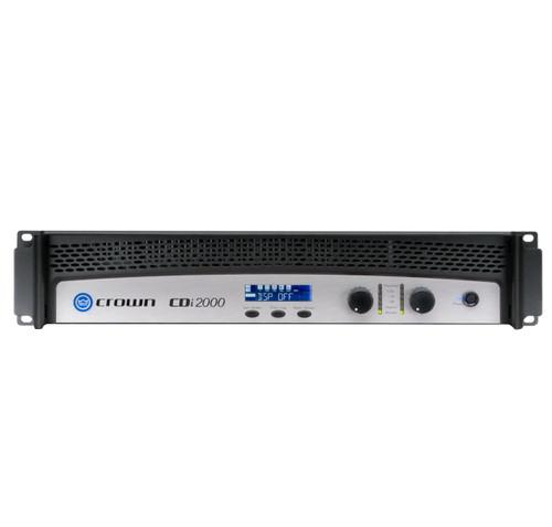 Crown CDi 2000 2-Channel 800W 70V Power Amplifier