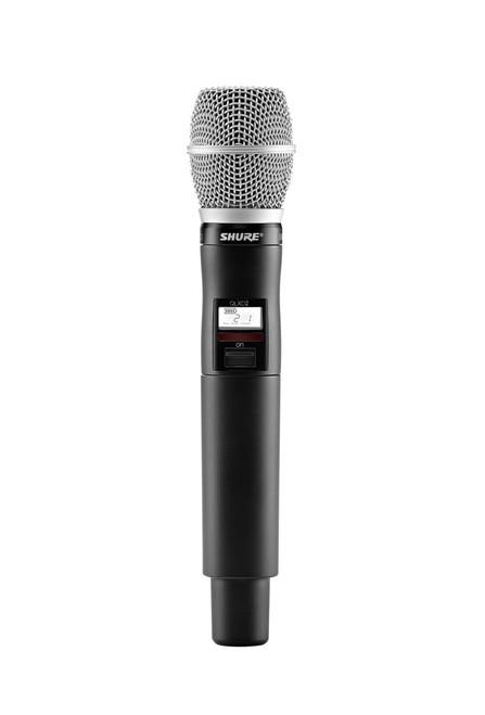 Shure QLXD2/SM86 Wireless Handheld Microphone