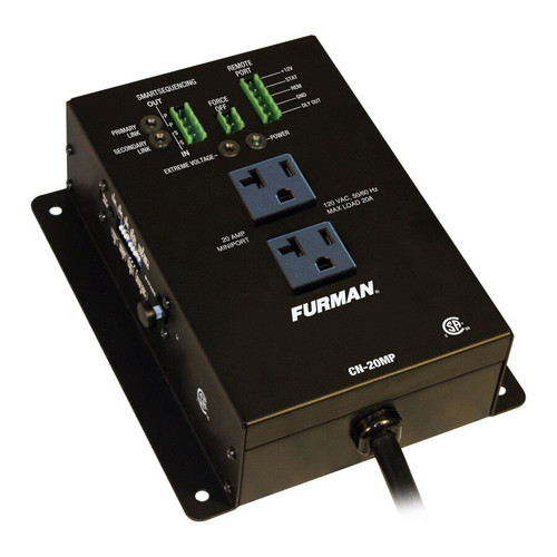 Furman CN-20MP 20-Amp Remote Duplex