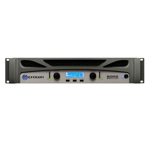 Crown XTi 6002 2-Channel 2100W Power Amplifier