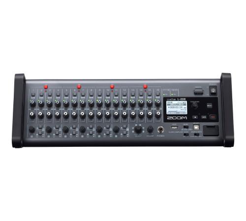 Zoom LiveTrak L-20R Portable Digital Mixer