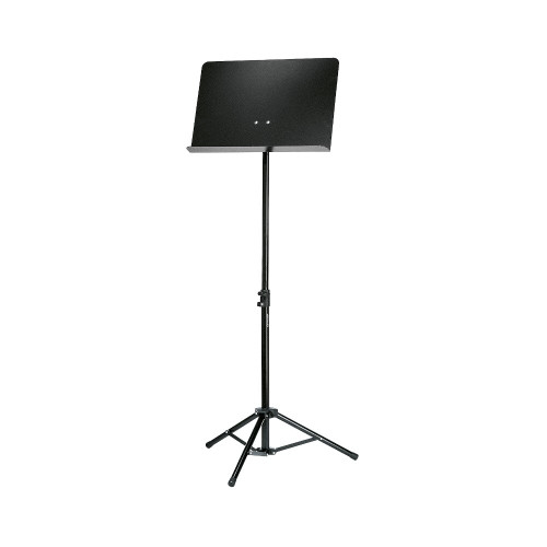 K&M 11888 Orchestra Music Stand, Black