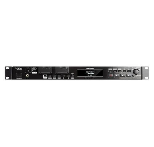 Denon DN-900R Network SD/USB Audio Recorder