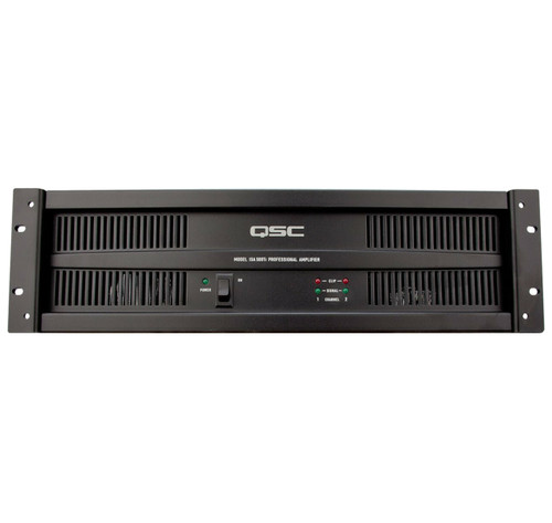 QSC ISA500Ti 2-Channel 500W 70V/100V Power Amplifier