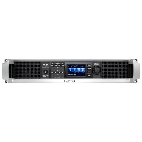 QSC PLD4.2 4-Channel 2000W Power Amplifier