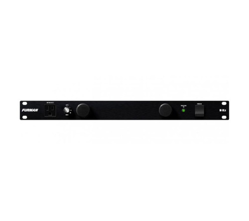 Furman M-8Lx Power Conditioner with Dual Rack Lights
