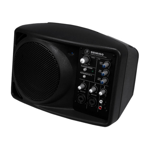 Mackie SRM150 Compact Powered PA Speaker System
