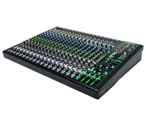 Mackie ProFX22v3 Effects Mixer with USB