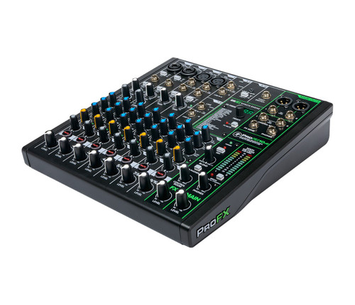 Mackie ProFX10v3 Effects Mixer with USB