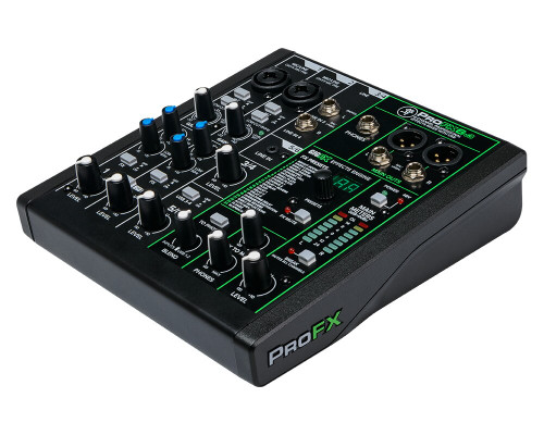 Mackie ProFX6v3 Effects Mixer with USB
