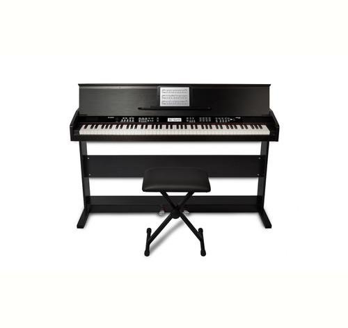 Alesis Viture Black 88-Key Hammer-Action Home Digital Piano
