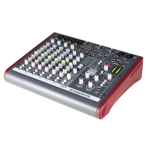 Allen & Heath ZED-10FX Multipurpose Mixer with FX