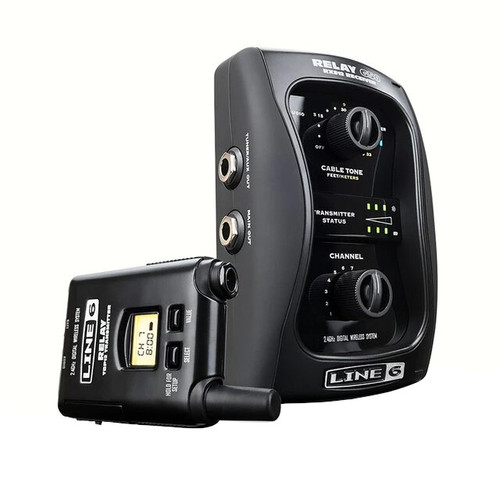 Line 6 Relay G50 12-Channel Bodypack Guitar Wireless System