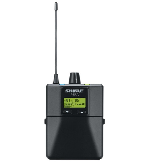 Shure P3RA Wireless Bodypack Receiver