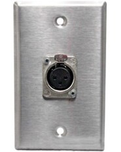 RapcoHorizon SP-1DFN Wall Plate