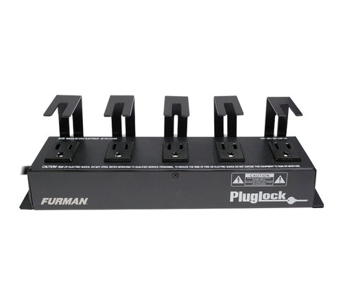 Furman PLUGLOCK 15A Distribution Strip