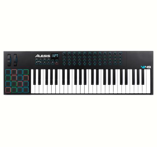 Alesis VI49 Advanced 49-Key USB/MIDI Keyboard Controller