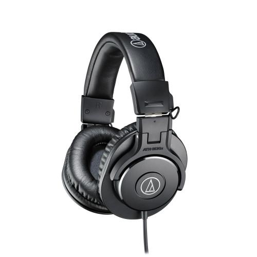Audio-Technica ATH-M30x Closed-Back Monitor Headphones