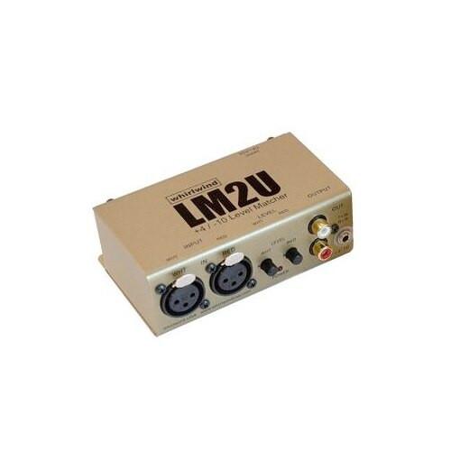 Whirlwind LM2U Level Matcher