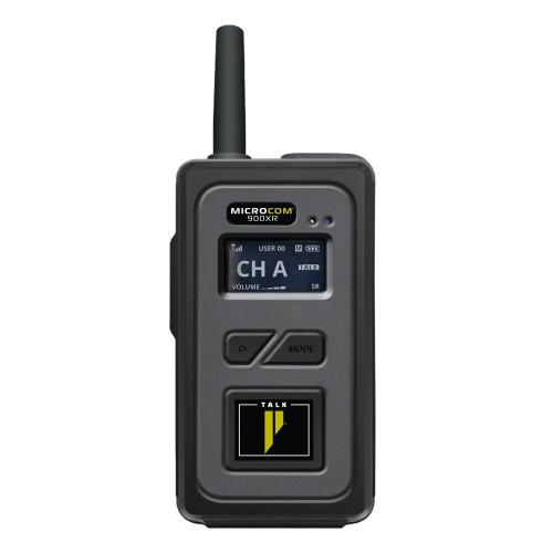 Pliant Technologies MicroCom 900XR Two Channel Wireless Intercom System