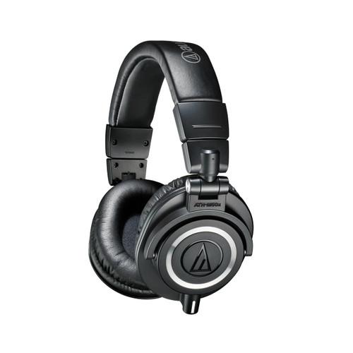 Audio-Technica ATH-M50x Closed-Back Monitor Headphones