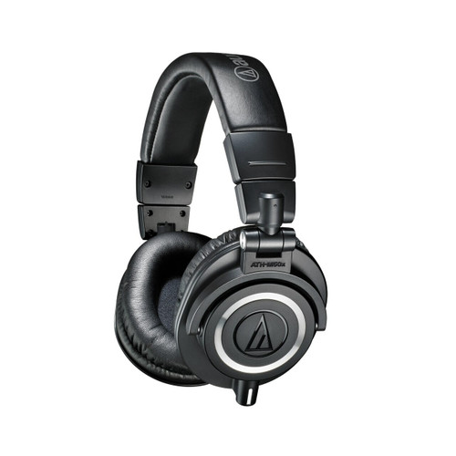 Audio-Technica ATH-M50x Closed-Back Monitor Headphones