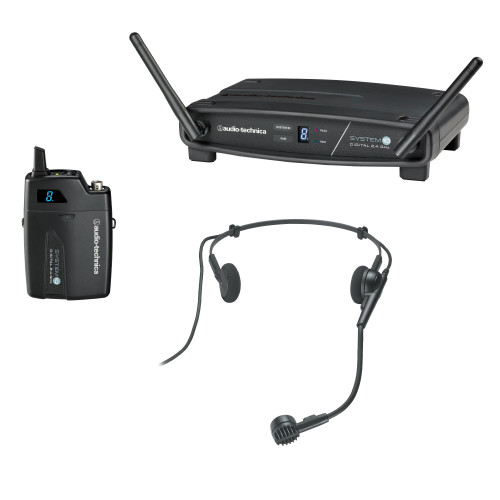 Audio-Technica ATW-1101/H Digital Wireless Headworn System