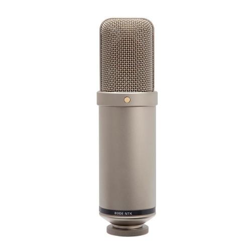 Rode NTK Valve Cardioid Condenser Microphone